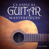 Classical Guitar Masterpieces Vol 2